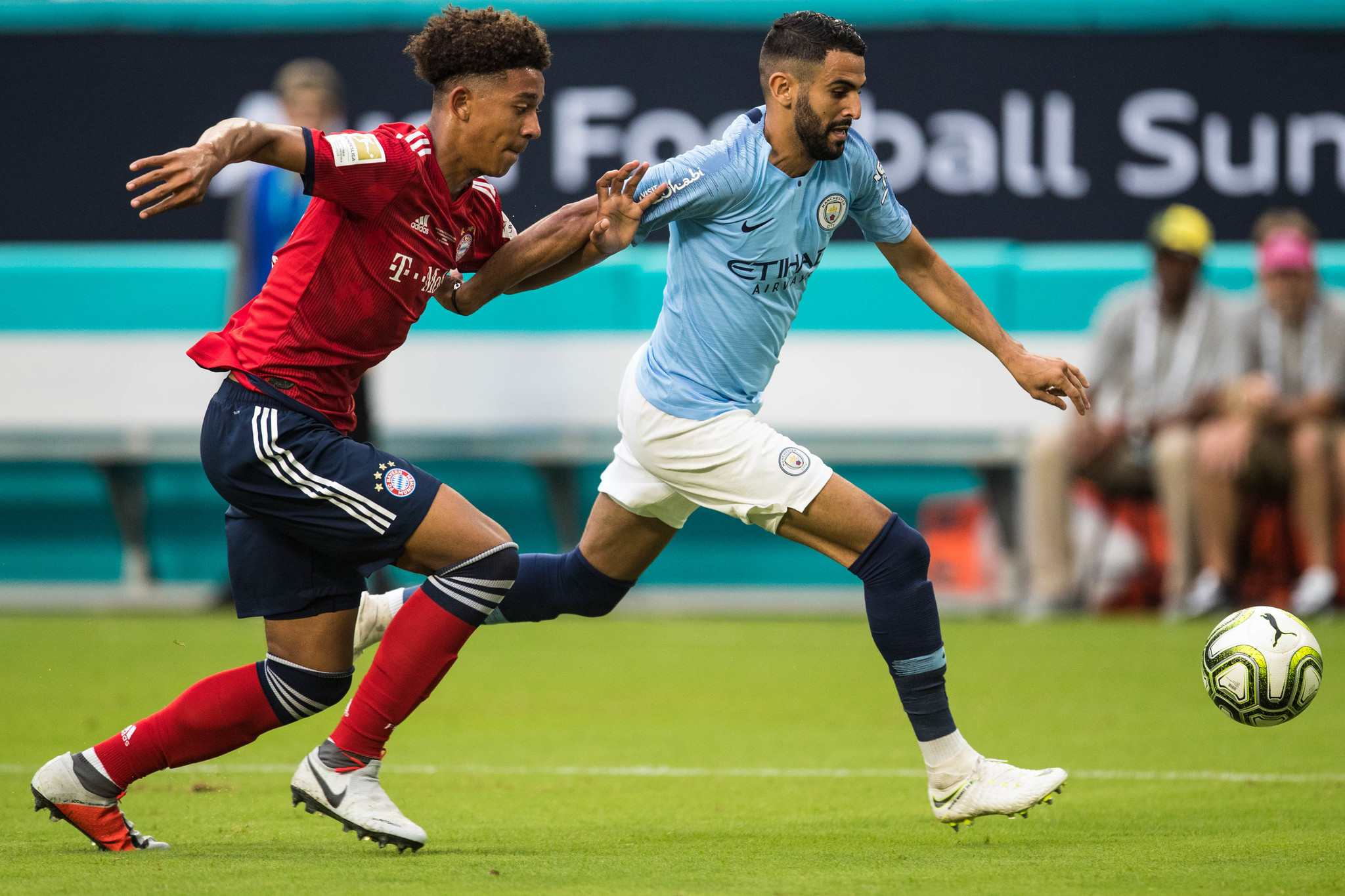 Bayern Vs City