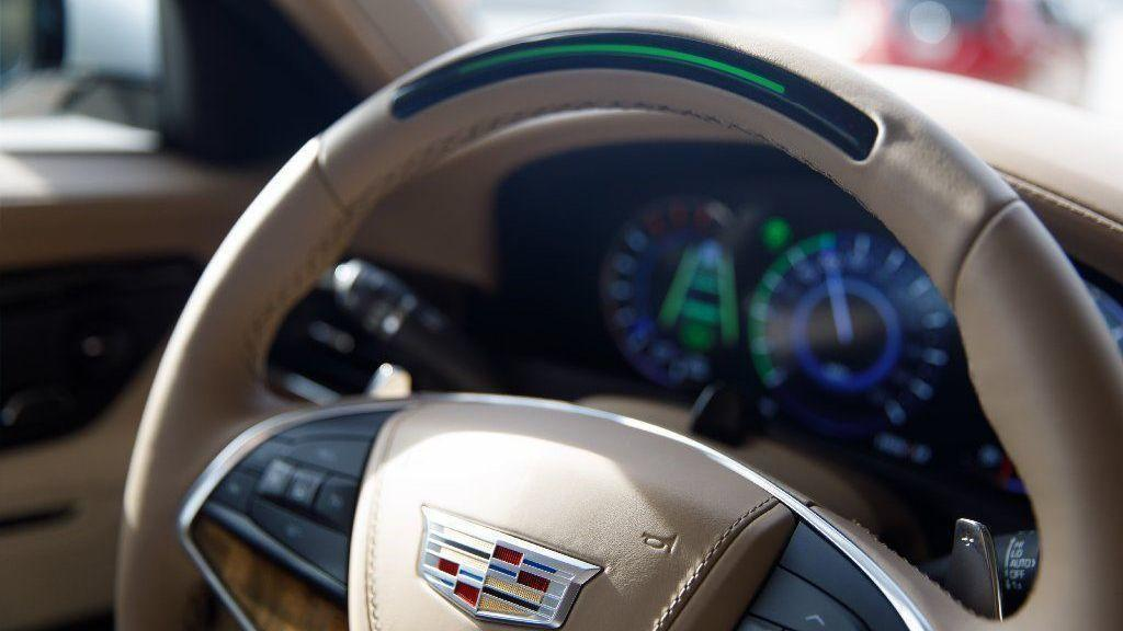 Super Cruis'n USA: Cadillac's semi-autonmous system provides simpler, safer driv...