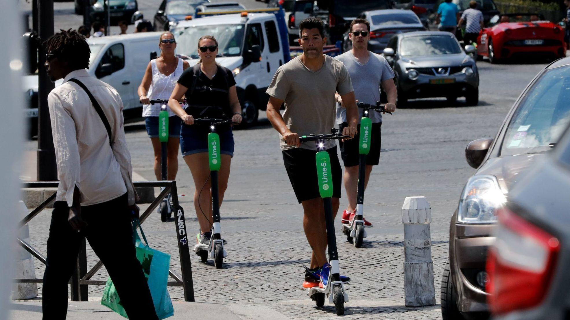 Sheffield Music Festival Garden Walk: Scooter Sharing Gets A Test Drive In Chicago