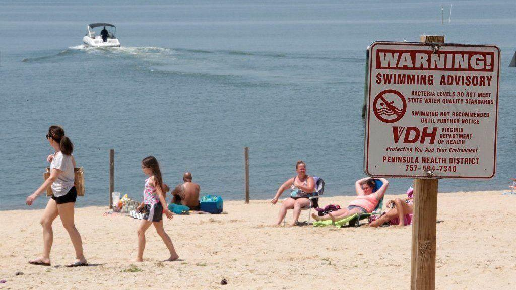 Officials Swimming Advisories Lifted For Hilton Buckroe Beaches Daily Press