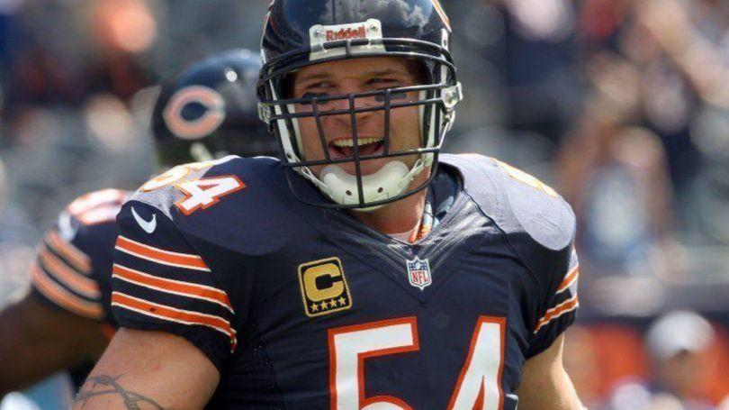 600de799961  It was like a magic trick   The best Brian Urlacher stories from ex- teammates