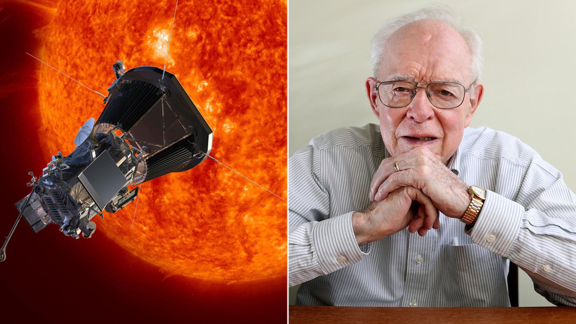 parker solar probe flying to the sun is named after u of c s own