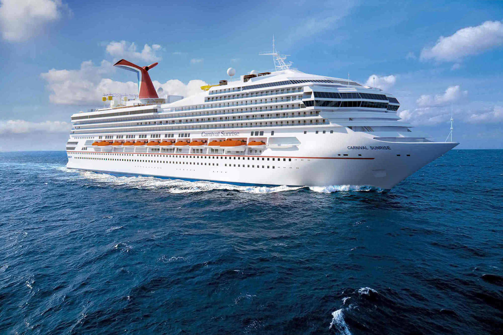 Carnival Cruise ship guest missing after 'going overboard ...  Carnival Triumph