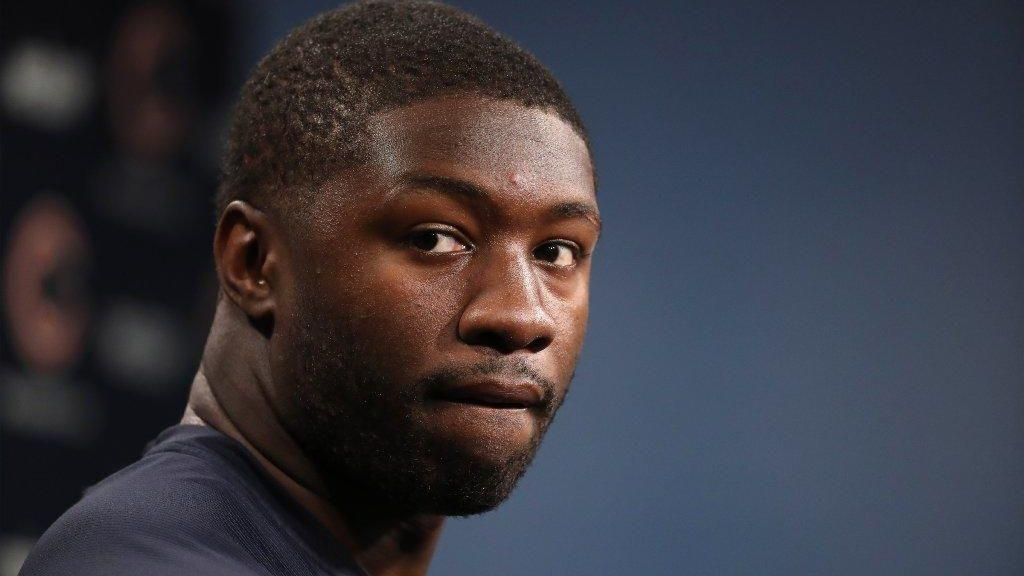 Roquan Smith's contract impasse over behavior clause as well as NFL's new helmet contact rule