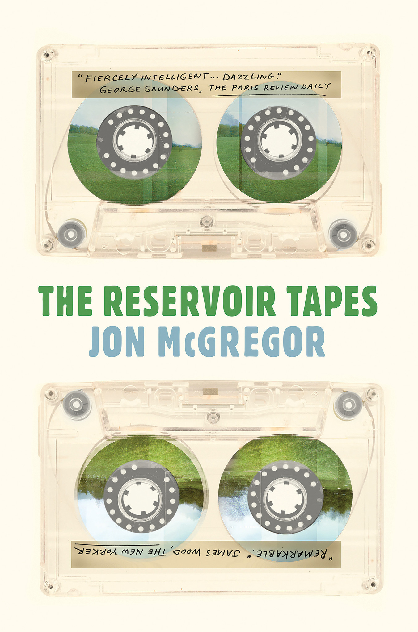 'The Reservoir Tapes' by Jon McGregor