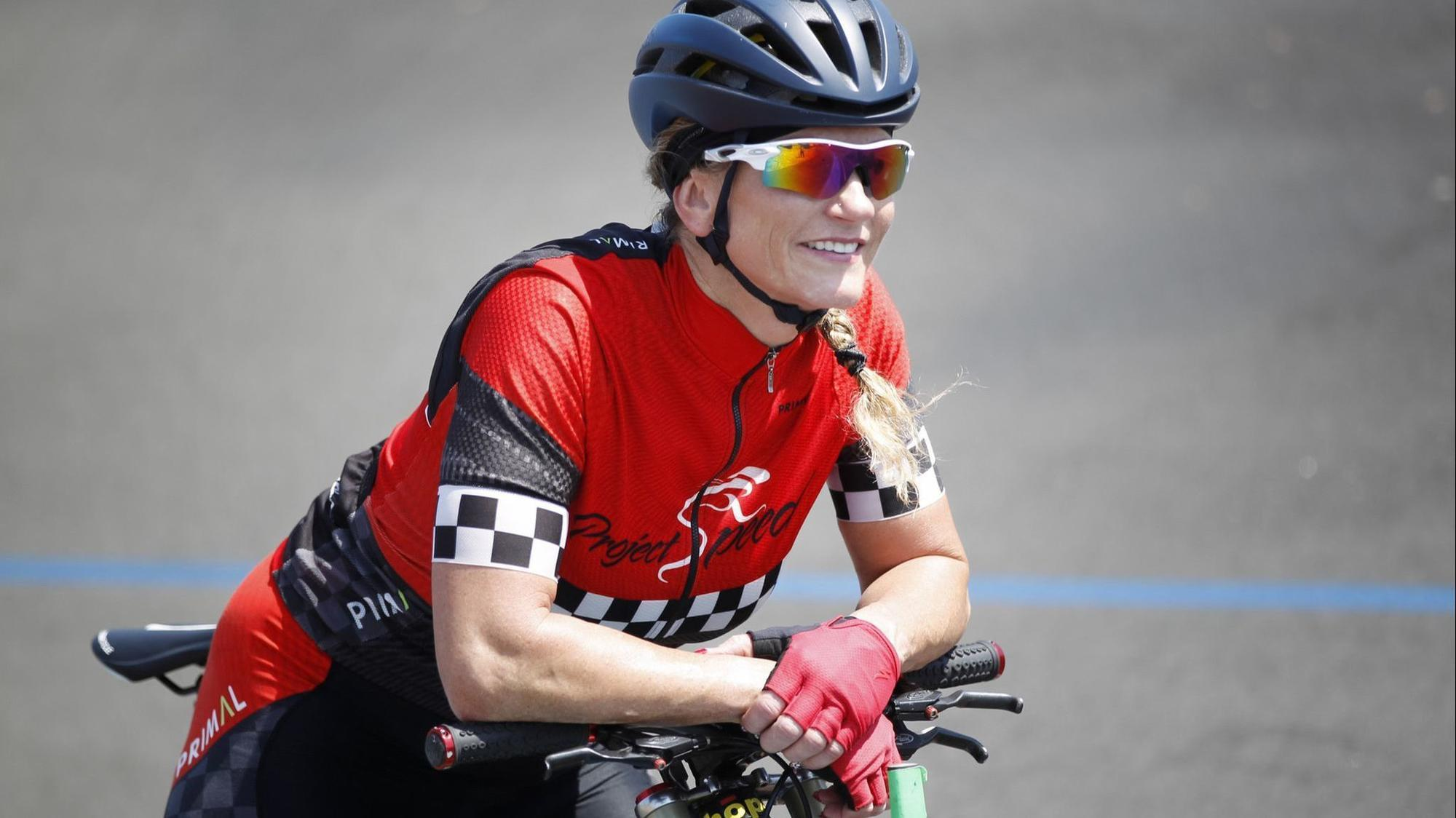 Woman cyclist aims for men s world speed record - The San Diego  Union-Tribune d47c19e80