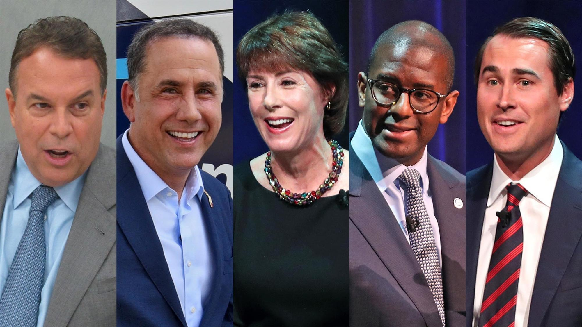 Democratic governor candidates see 2018 as their year ...