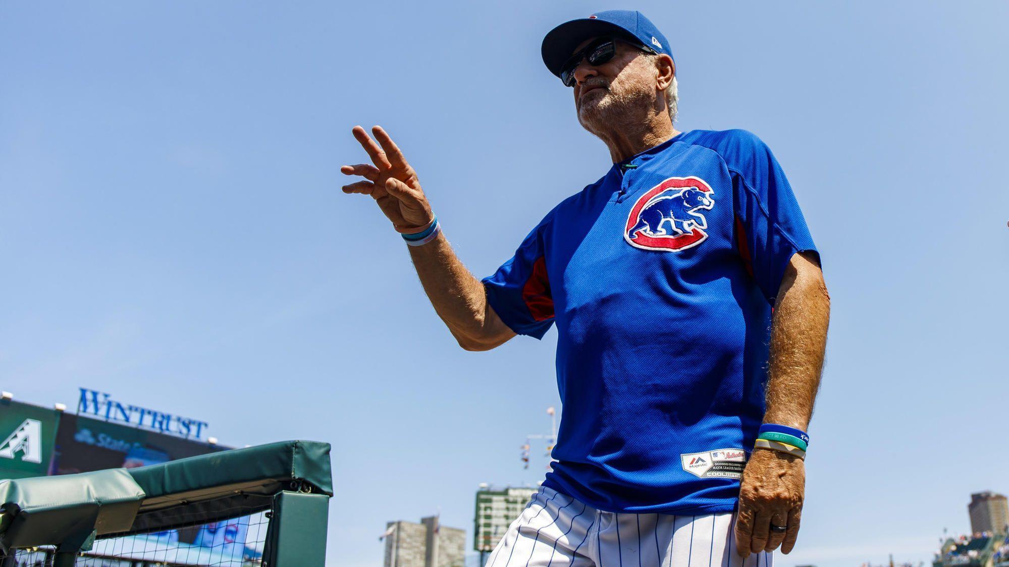 Joe Maddon: It's 'hard to imagine' managers lasting as ...