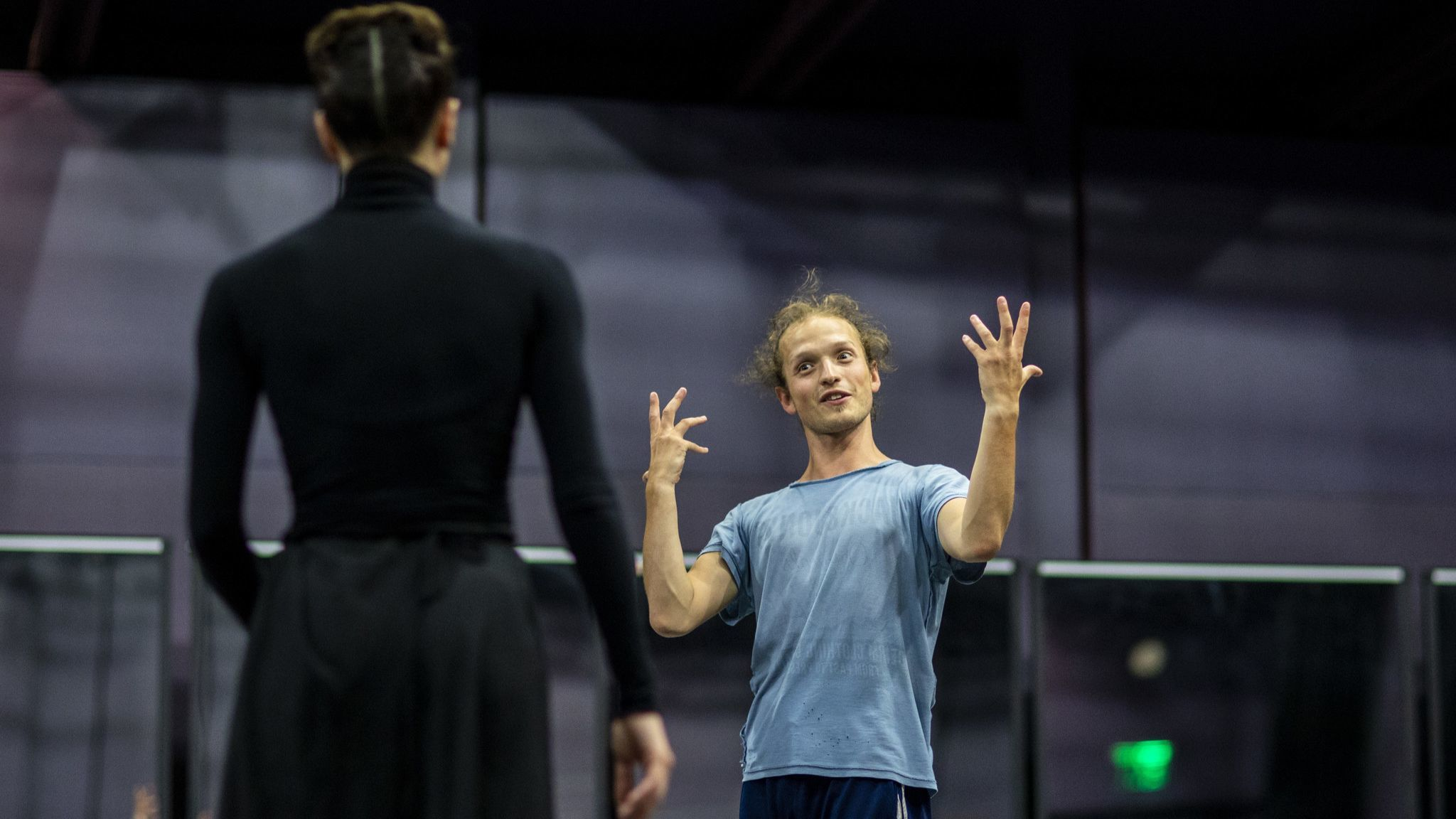 """Vladimir Varnava and """"Isadora"""""""