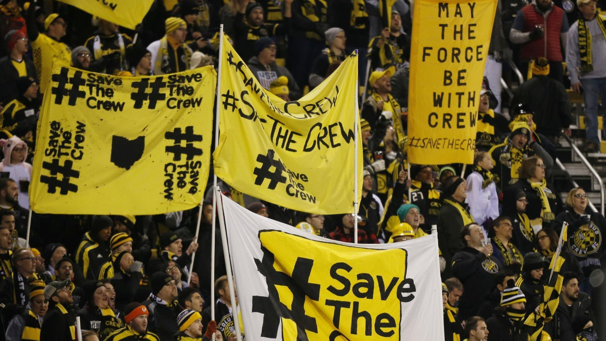 Austin stadium approval could start Crew SC relocation to Texas