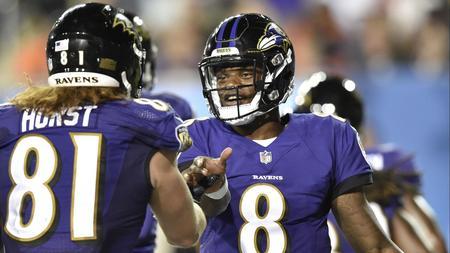 Lamar Jackson is social media s favorite Ravens player 552ab2630