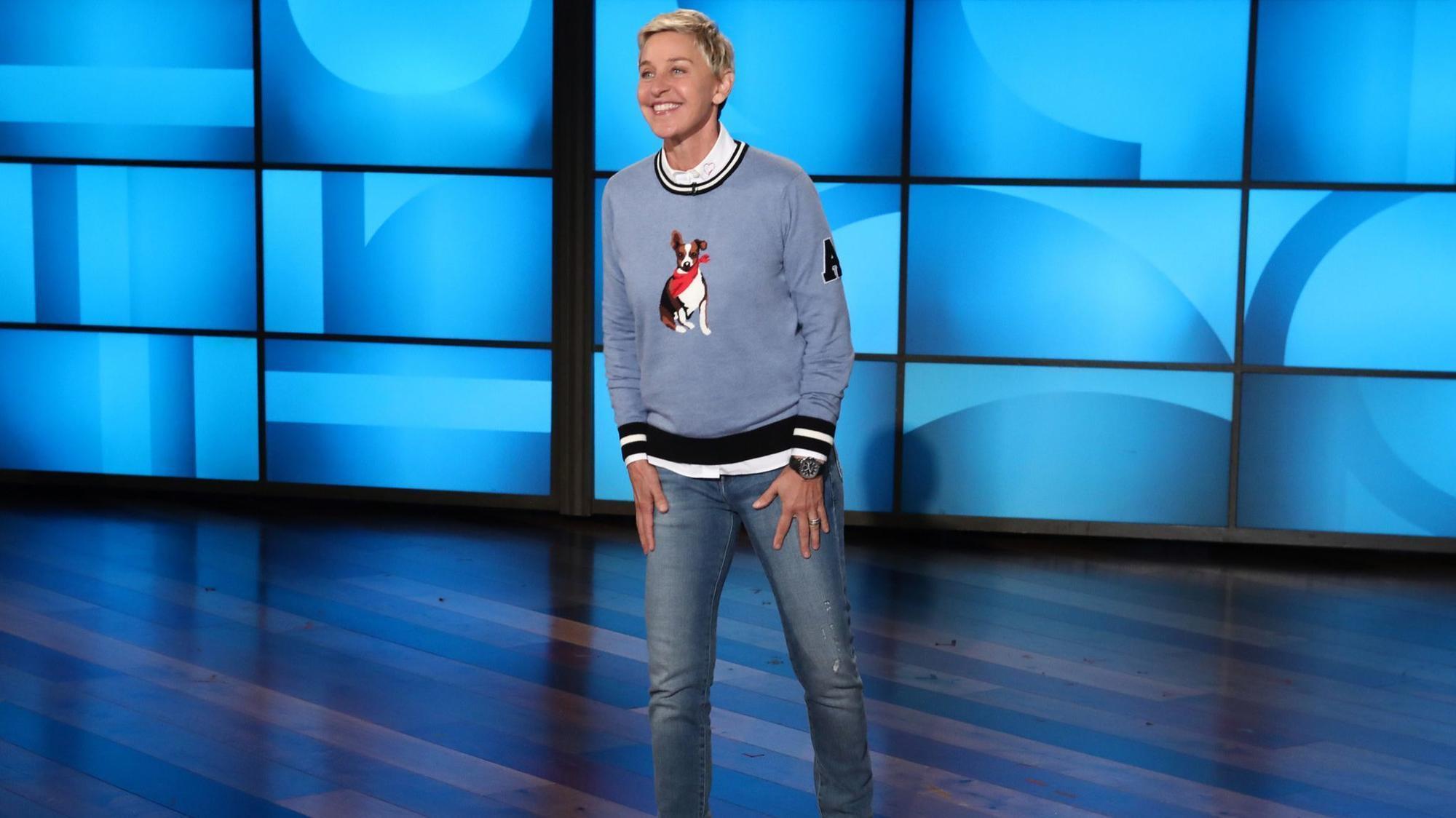 Ellen DeGeneres has 20 million reasons to celebrate her ...