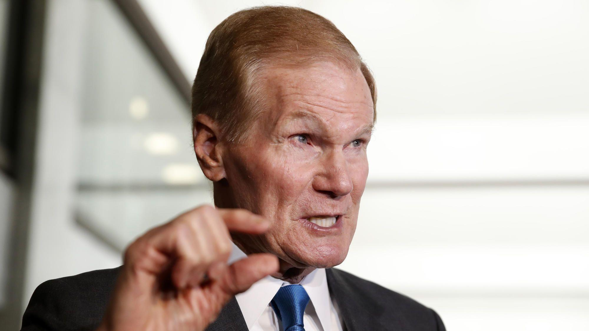 Russia has breached Florida's election systems, Sen. Bill Nelson says