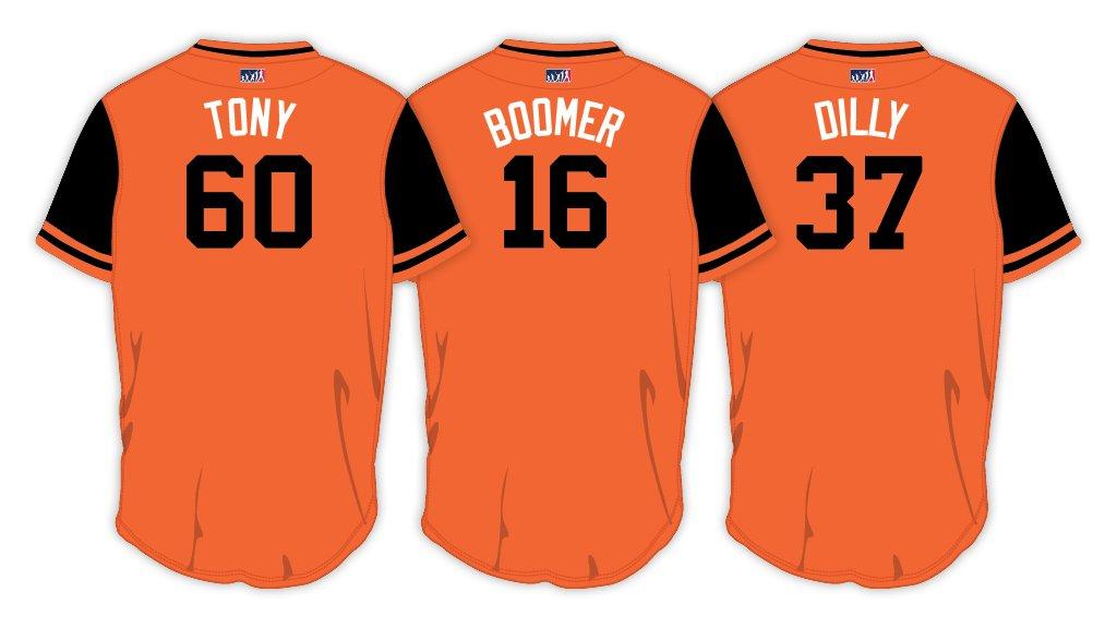 9c675e5e6c7 Orioles announce nicknames