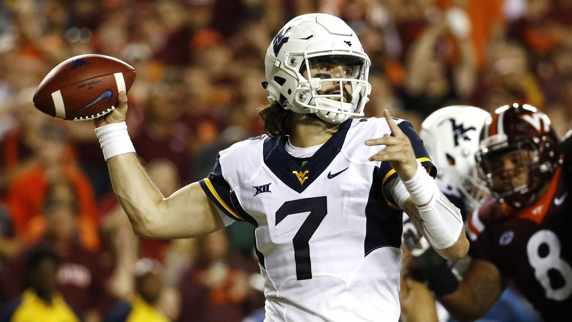 Will Grier Returns To Lead Talented West Virginia Mountaineers Are