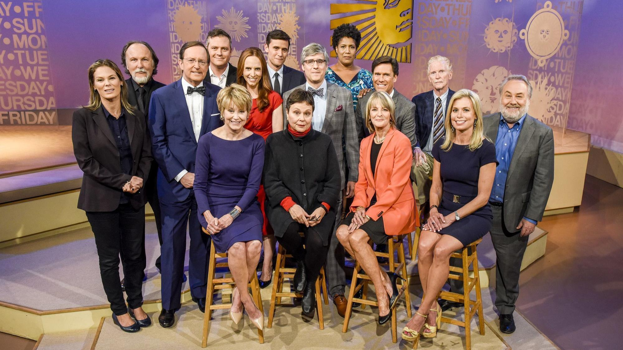 8d0975f1 'CBS Sunday Morning' marks 40 years with prime-time-special - Orlando  Sentinel