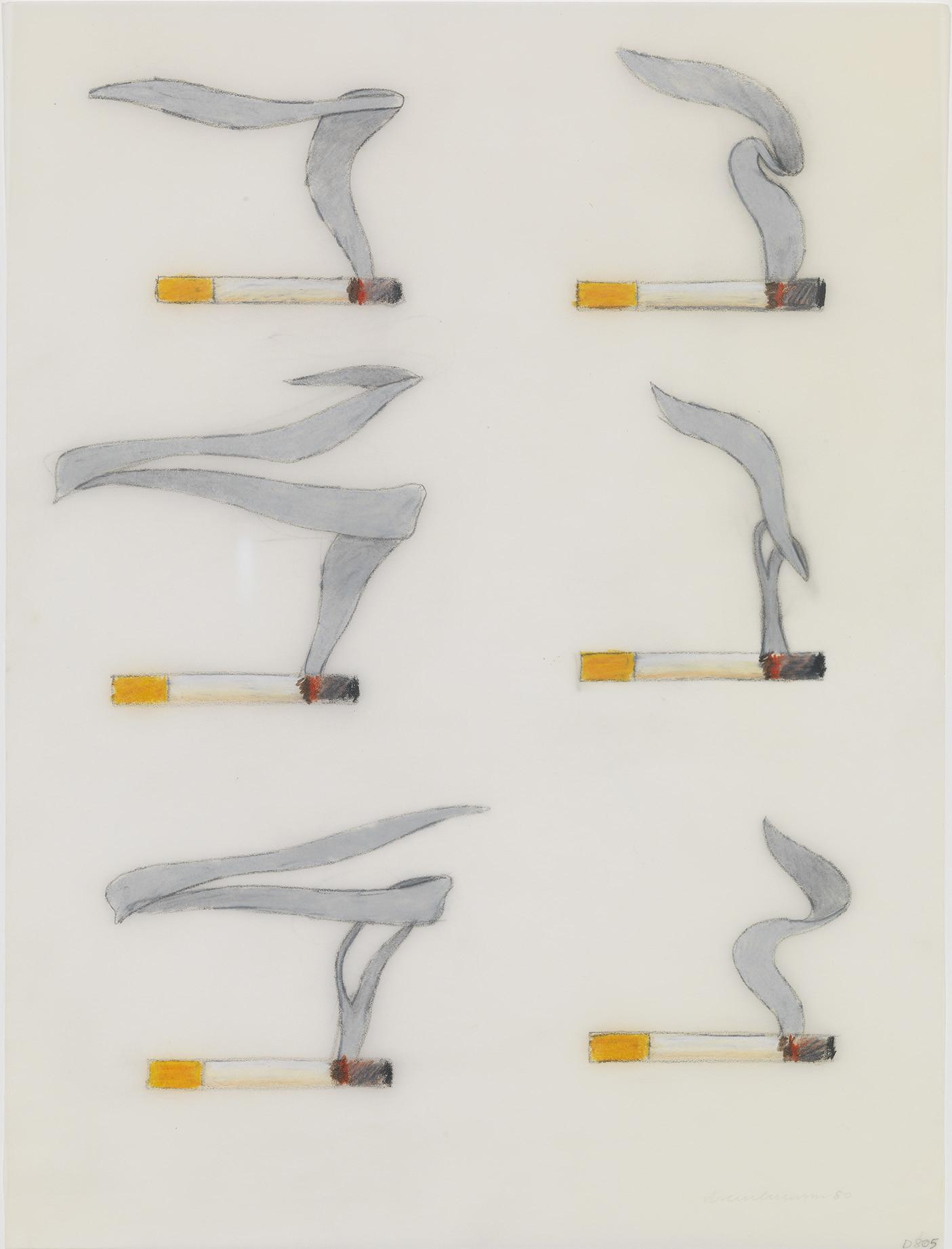 Tom Wesselmann at Gagosian Gallery