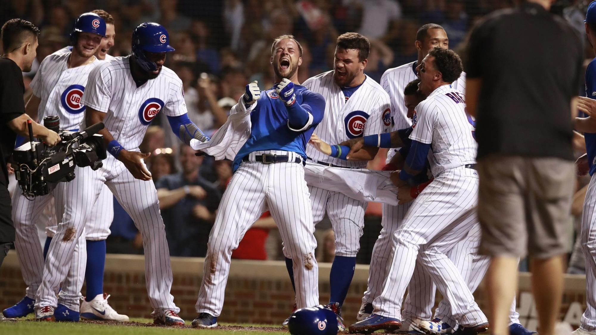6fa3754e502 3 things we learned from the Nationals-Cubs series - Chicago Tribune