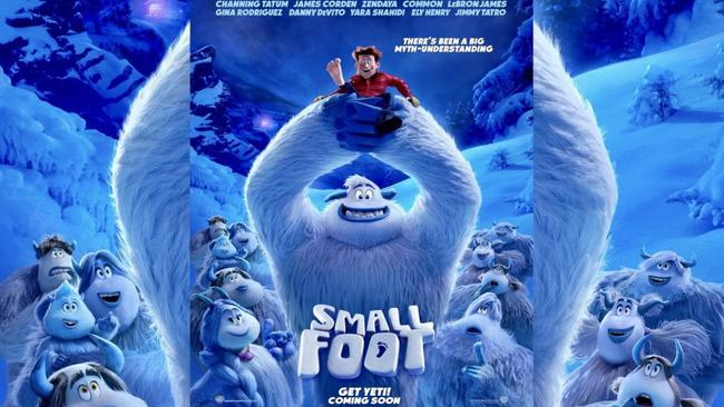 080a9f11f345 Exclusive Advance Screening of SMALLFOOT September 24th in Columbia ...