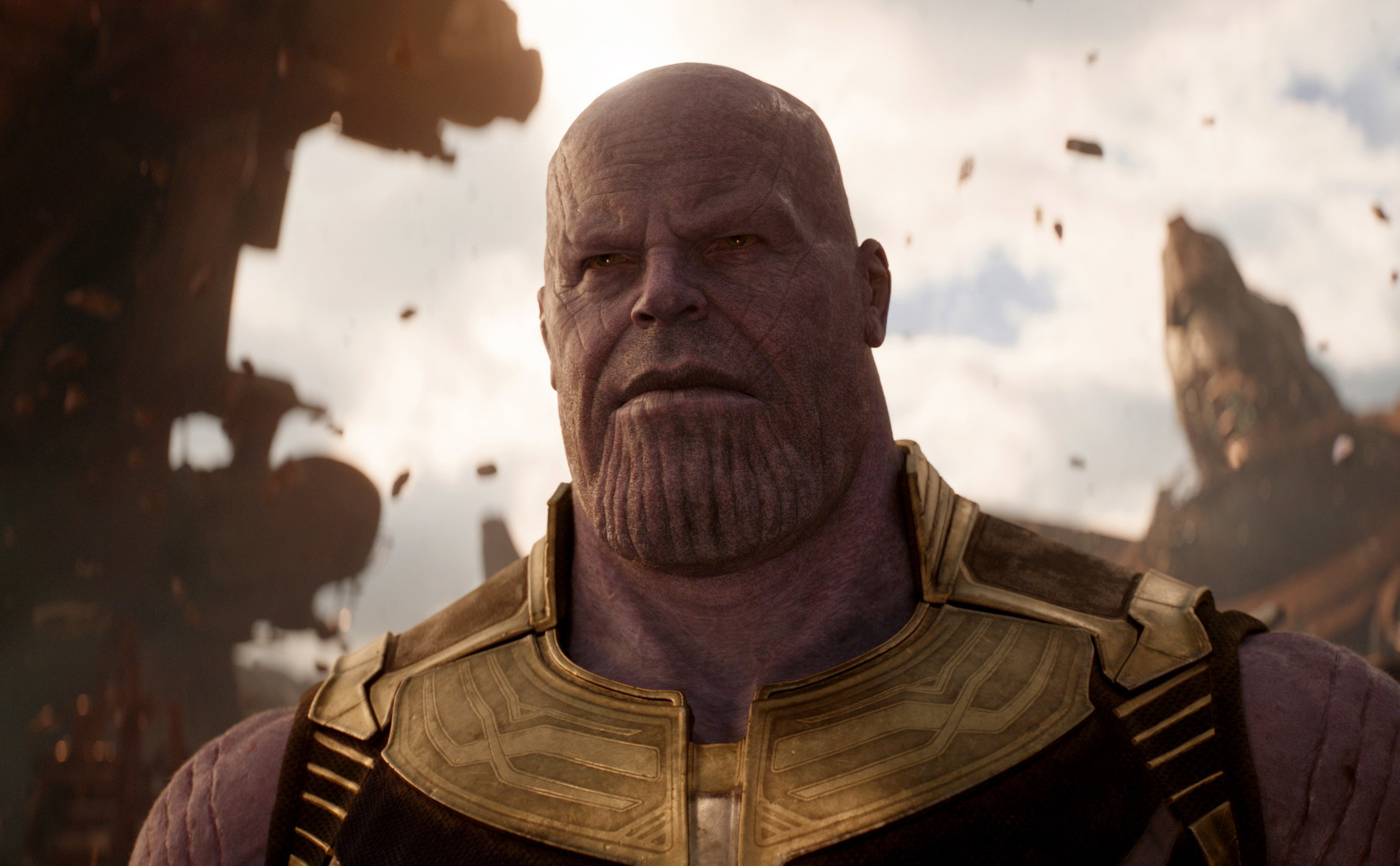 the 5 most intense thanos moments from 'avengers: infinity war