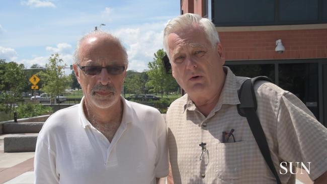 new concept 7d8a7 28817 Sun writers Schmuck and Markus discuss UMD s Jordan McNair press conference