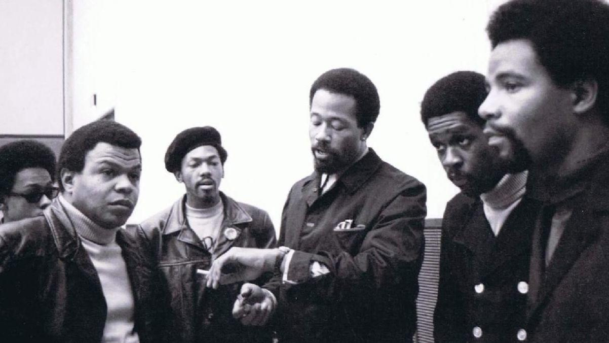 Kenny Denmon, founder of Black Panthers' San Diego chapter, dies
