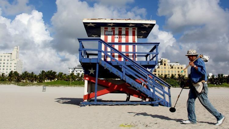 cc27a30ac5f Miami Beach  You can t have the lifeguard