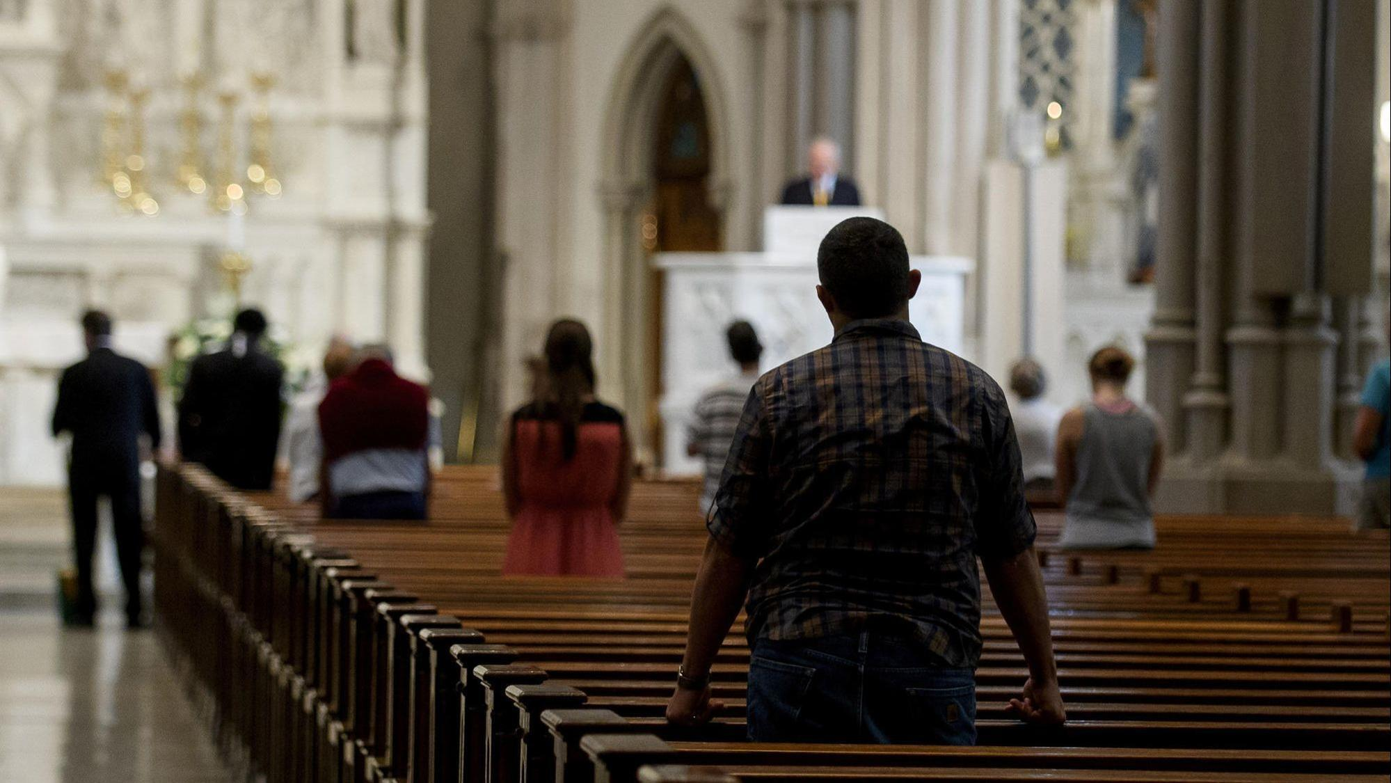 Why I can't justify donating to the Catholic Church anymore