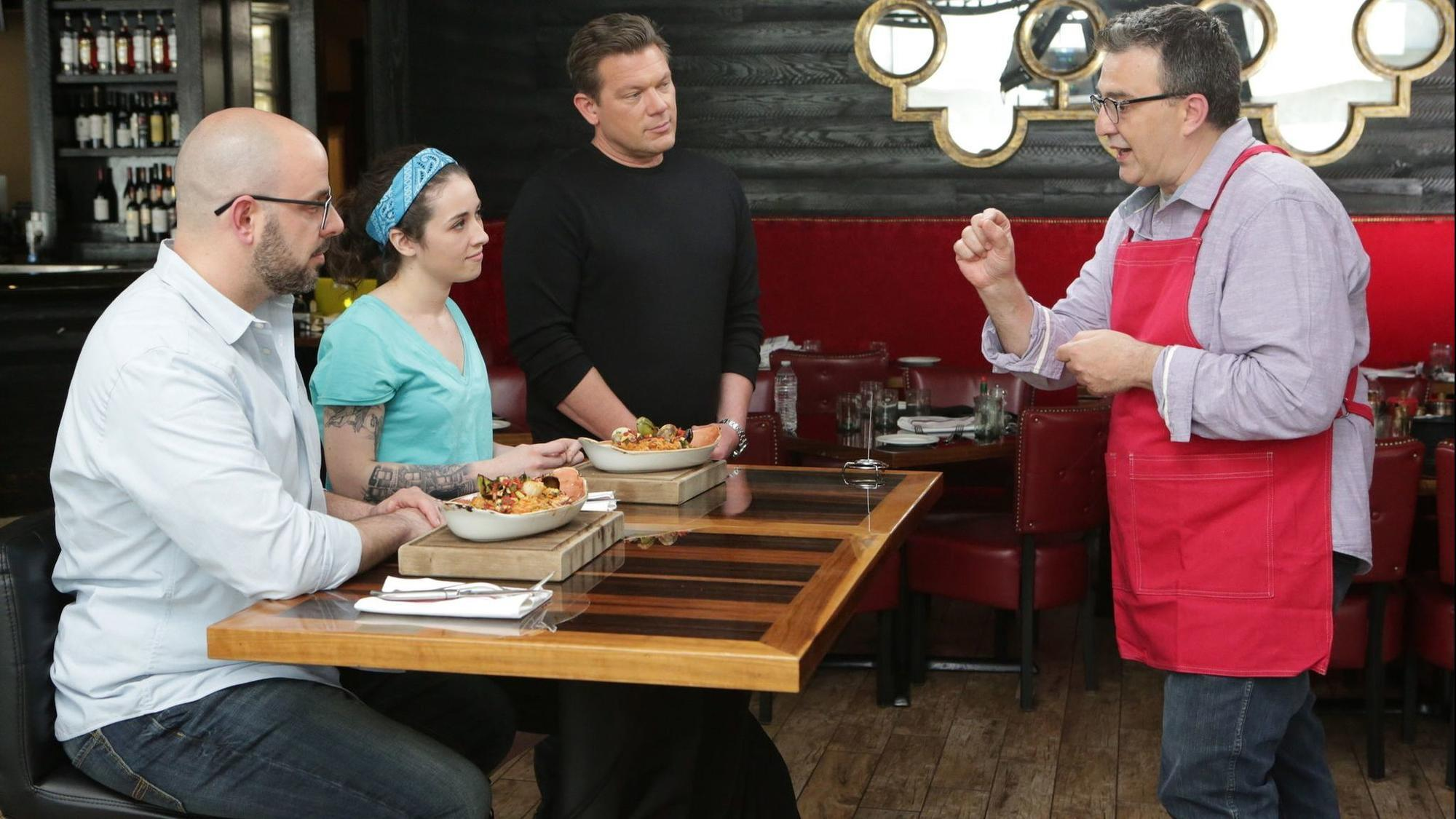 Chicago chefs compete at River North restaurant on new Food Network series