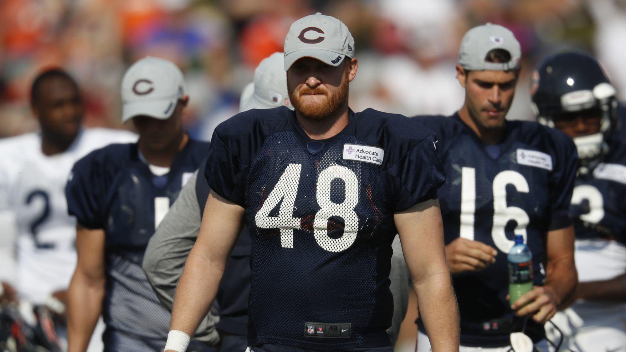 Bears Add A New Long Snapper So What Does It Mean For
