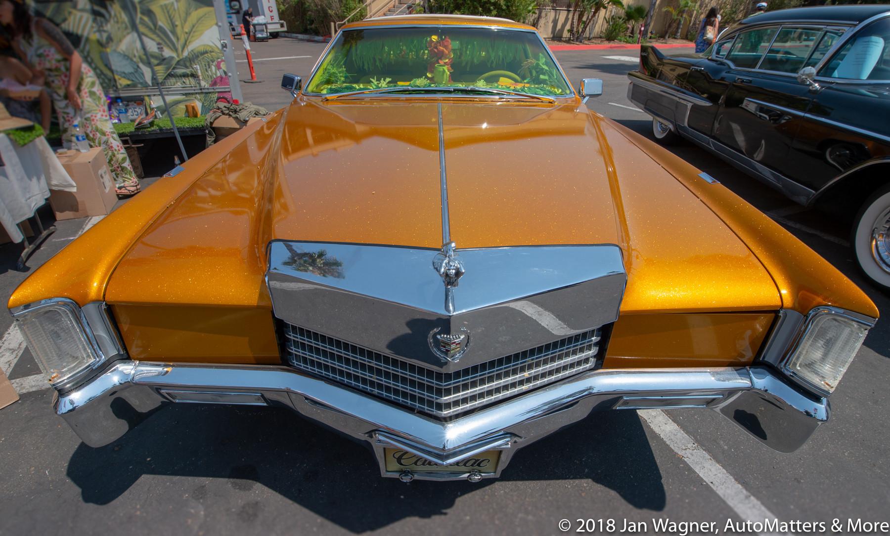 Cadillac car
