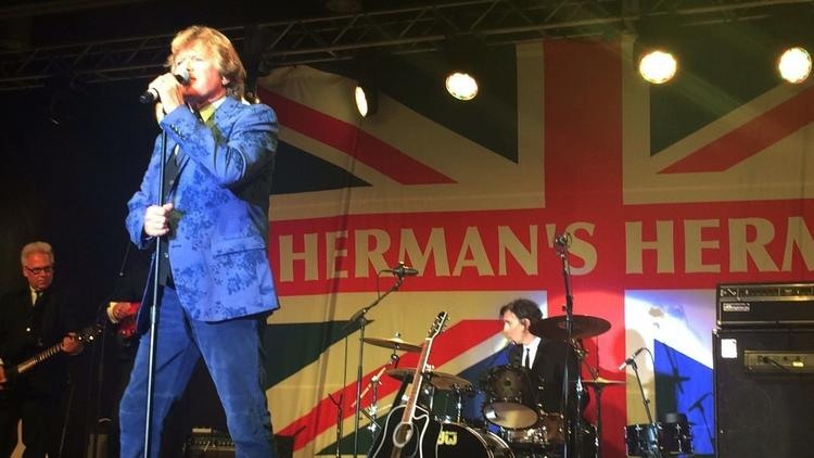 Peter Noone of Herman's Hermits performs Thursday at Quakertown's Univest Performance Center