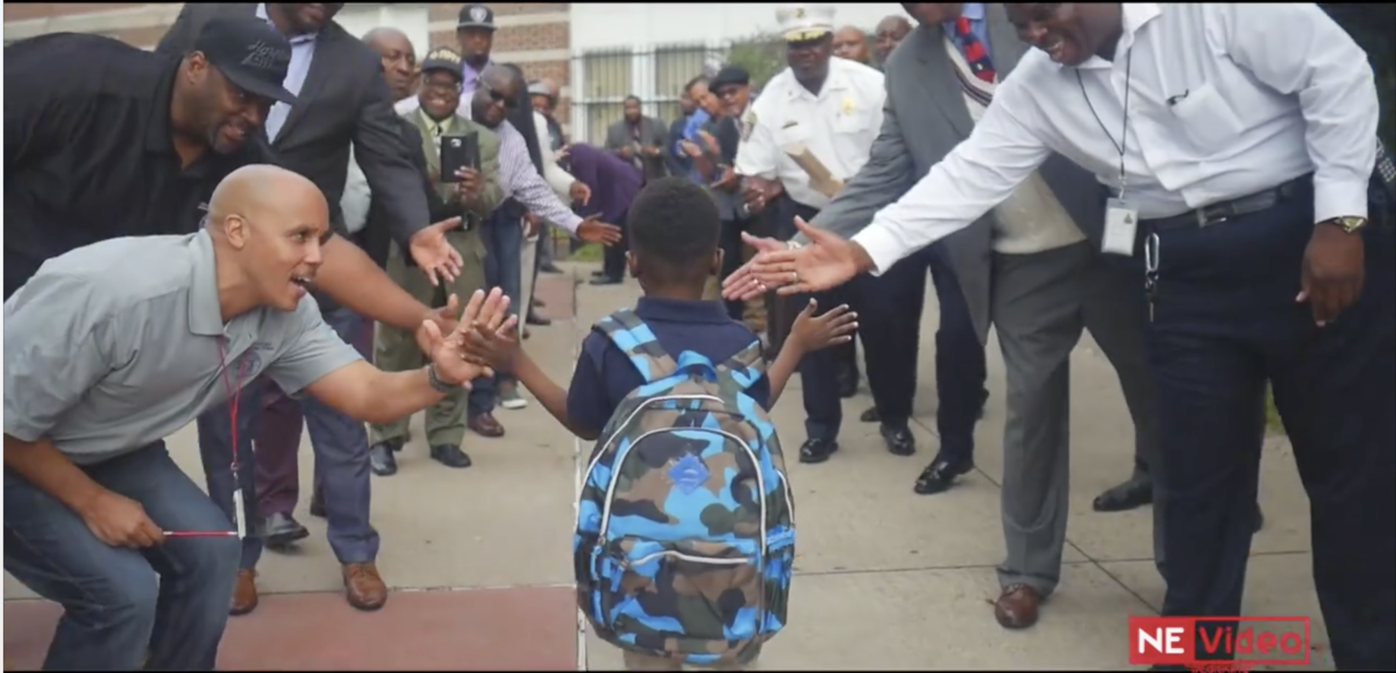 'Calling All Brothers' Looking For 200 Men To Greet Teachers, Students In Hartford