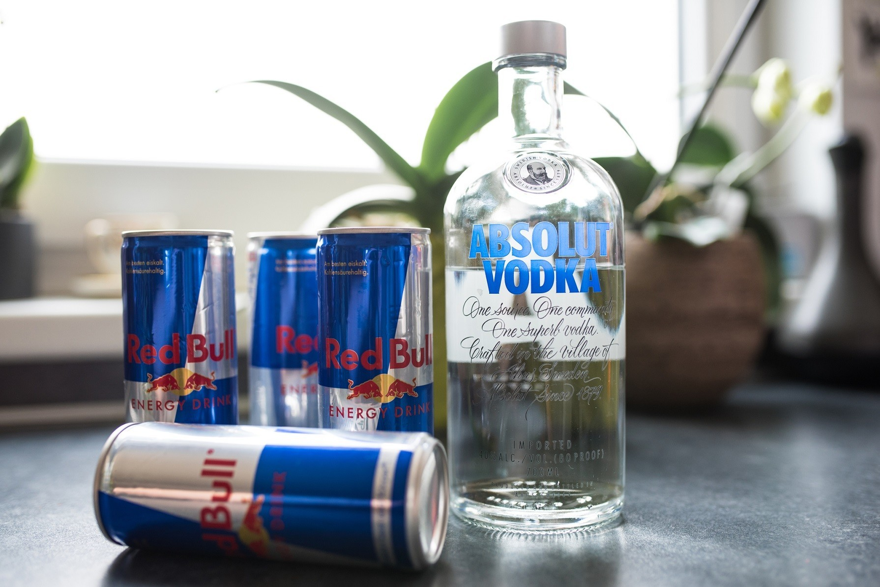 Drinking Red Bull Vodkas Will Make You Want To Fight