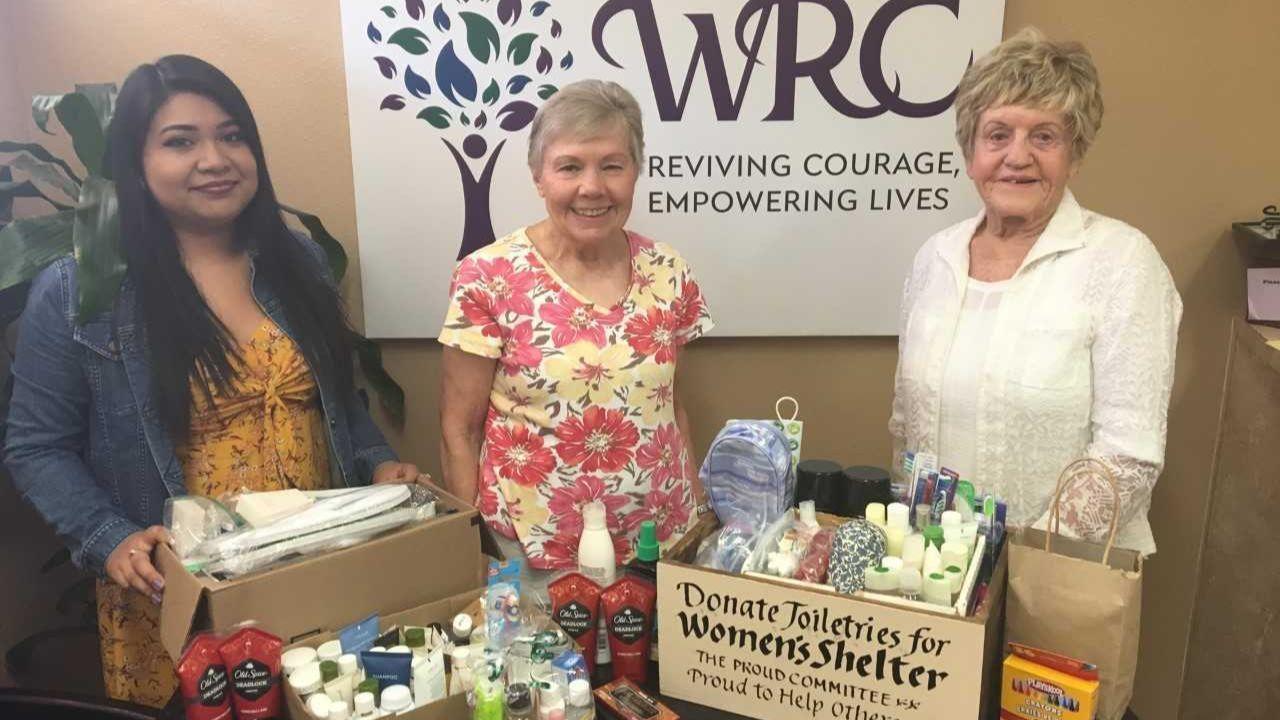 Women S Resource Center Receives Donation The San Diego Union Tribune