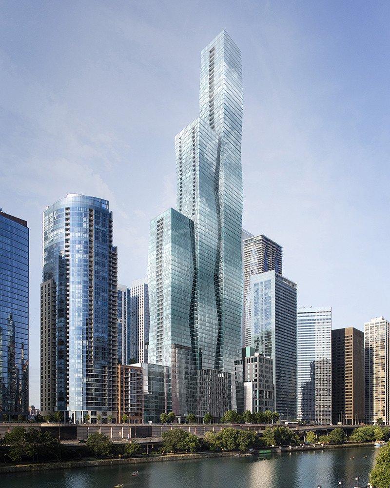 Skyline Forms Here Shake Ups In Chicago S Tallest Buildings Tribune