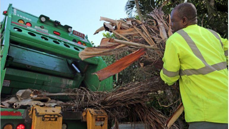 Trash Pickup Could Drop To Once A Week Sun Sentinel