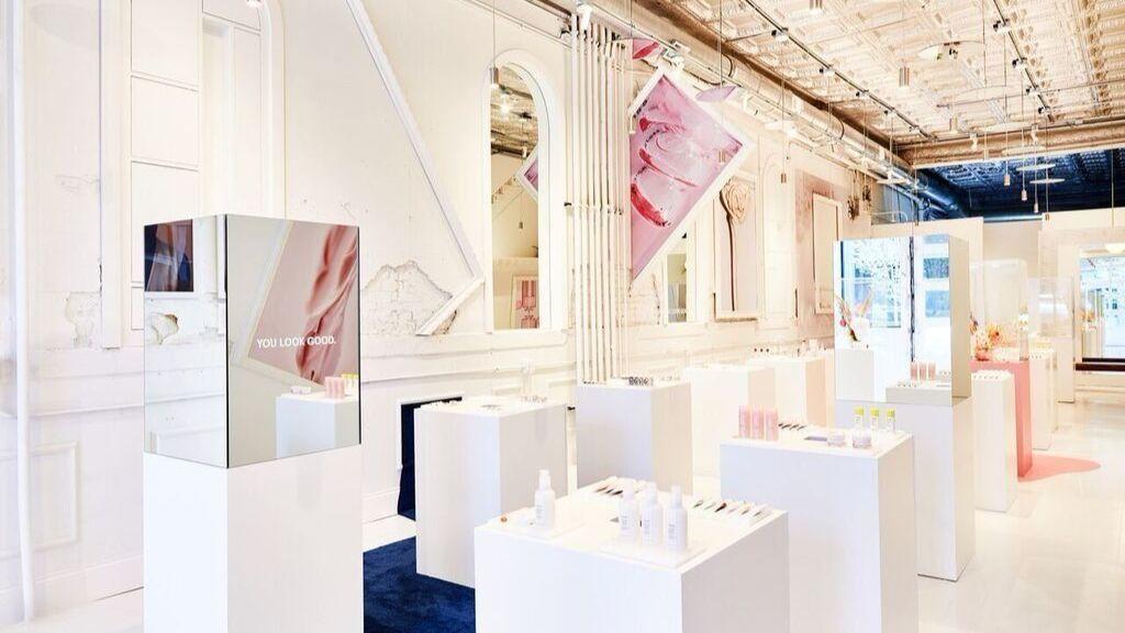 A Sneak And Very Pink Peek Inside Beauty Brand