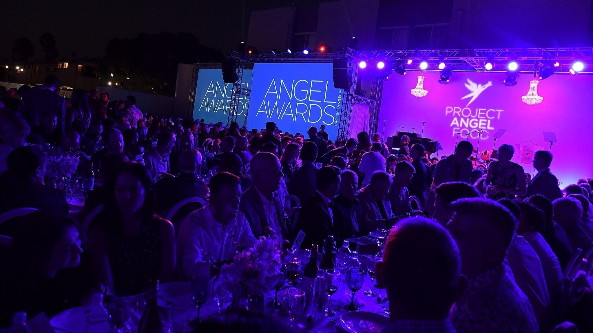 Guests at the 28th annual Angel Awards