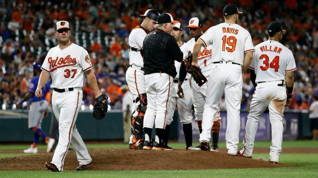 3a876deca Orioles  Dylan Bundy struggling to find his old self amid late-season slump
