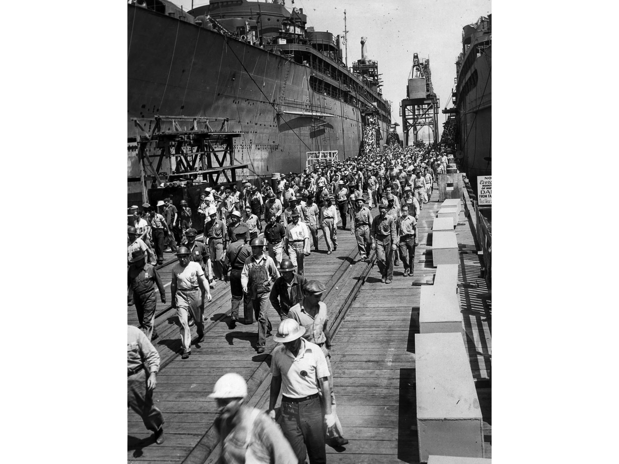 Sep. 6, 1943: World War II Labor Day