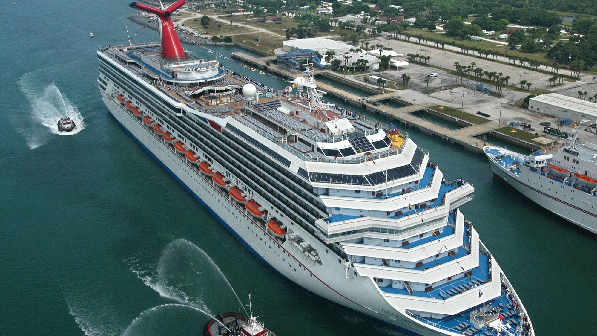 carnival may be bringing its largest ever ship to port canaveral