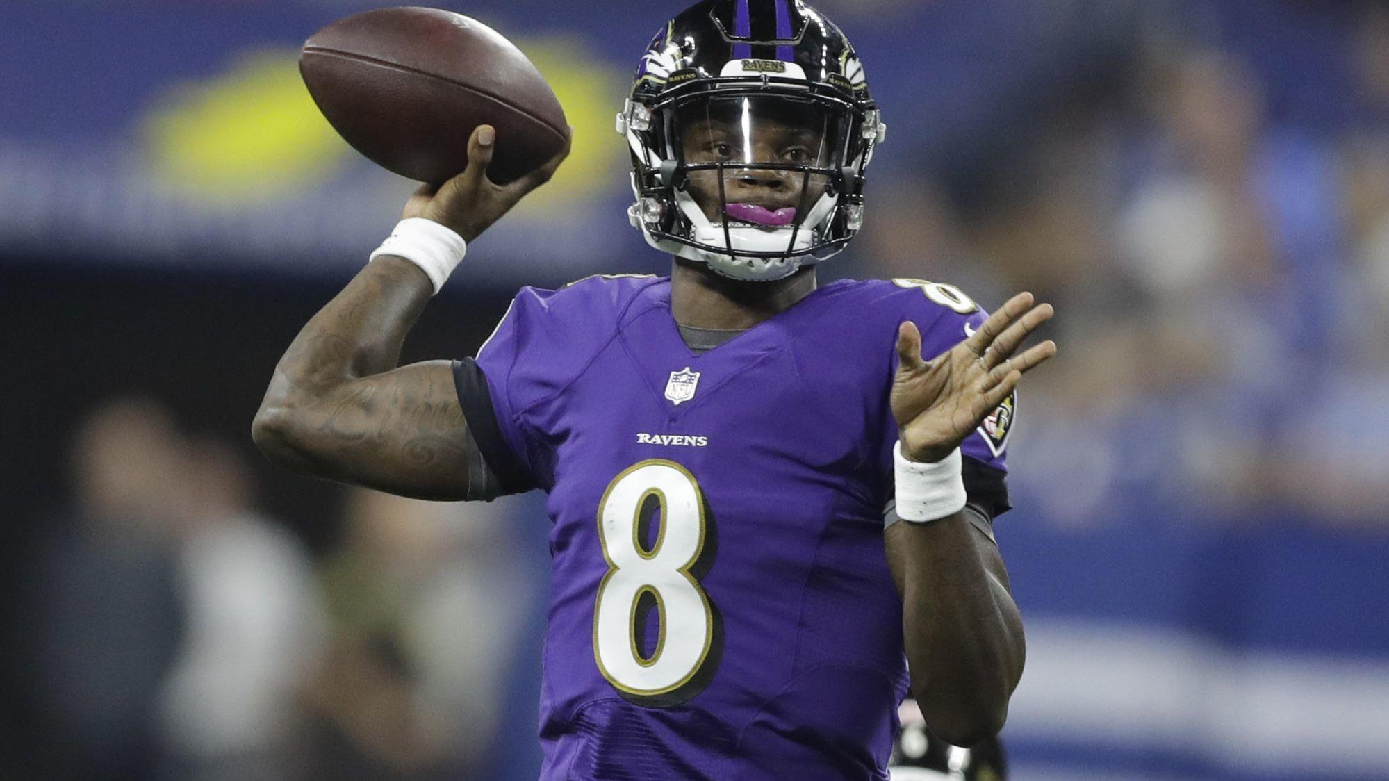 Preston  Jackson requires patience — and Ravens require three quarterbacks  - Baltimore Sun 9b2eb4ae0