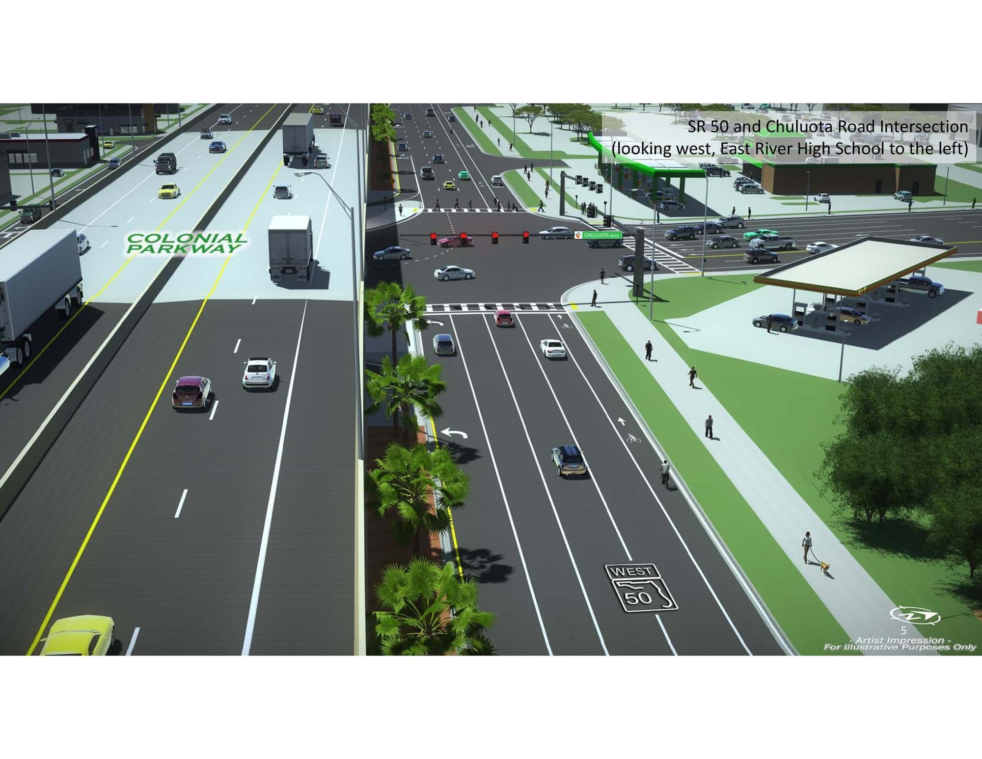 Expressway proposal for Bithlo and east Orange gets 8-mile
