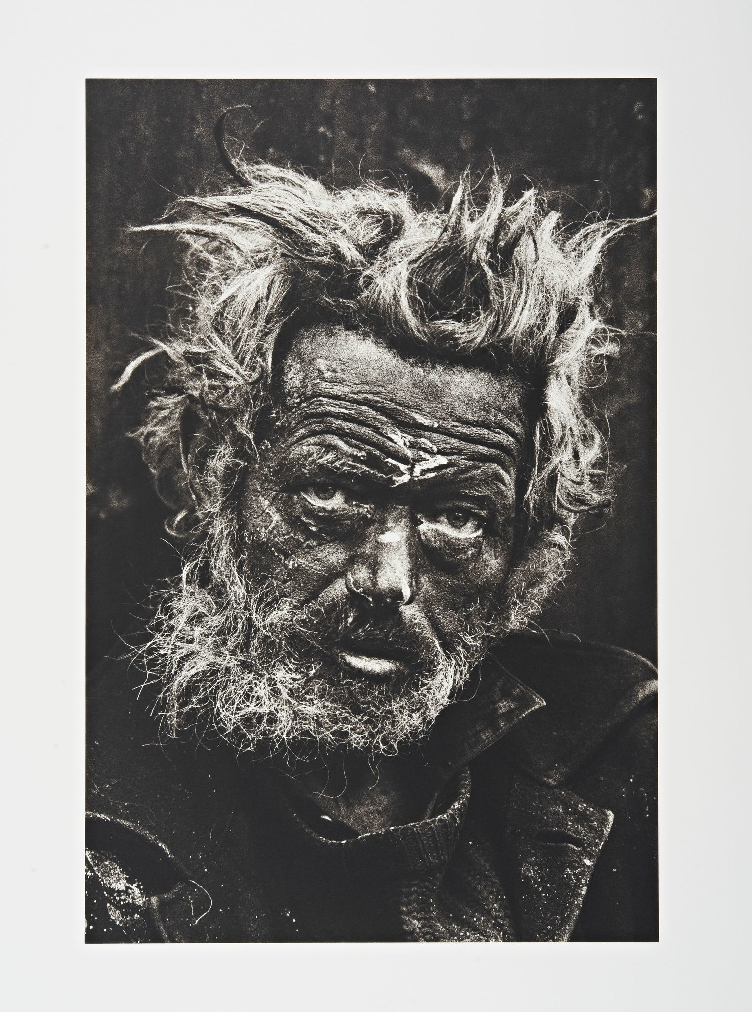 Don McCullin at Hauser & Wirth