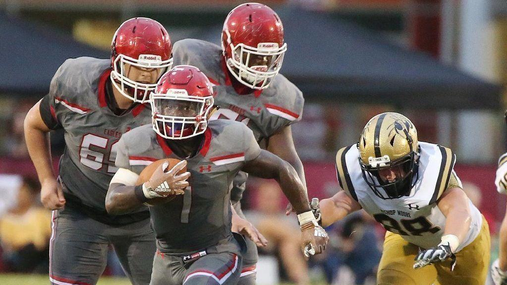 Edgewater Ends Drought Against Bishop Moore Orlando Sentinel