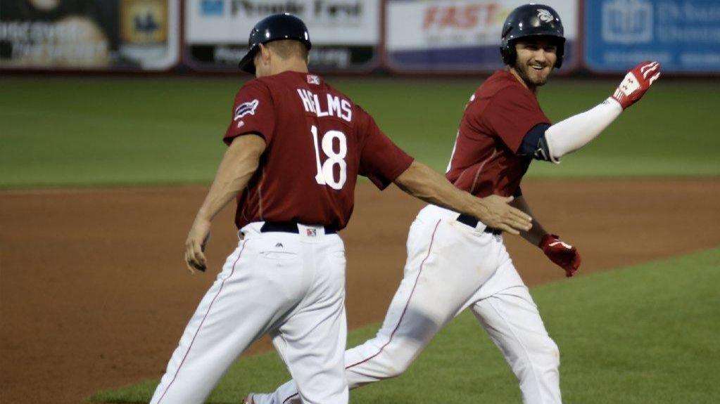 Ironpigs Bench Coach Wes Helms Returned To Baseball After