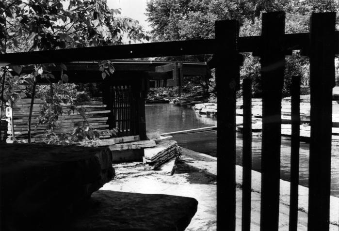 Alfred Caldwell Lily Pool, 1970