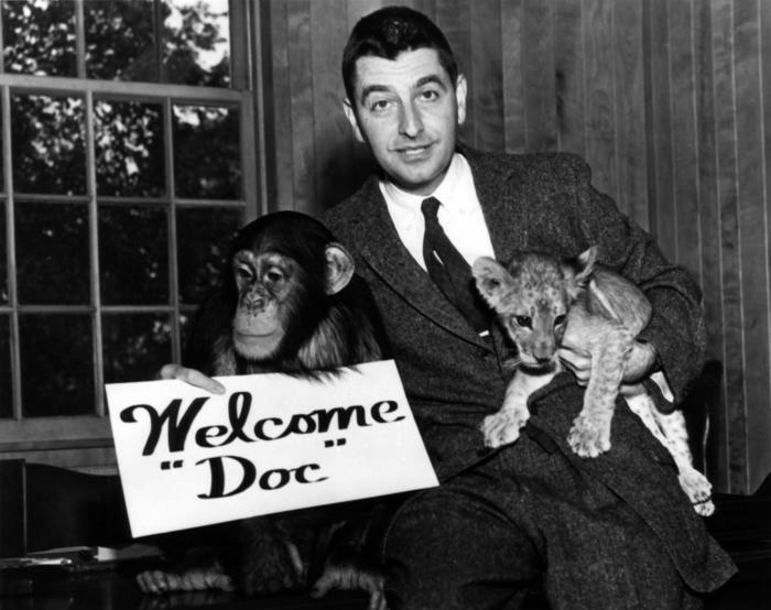 Dr. Lester Fisher become Lincoln Park Zoo director, 1962