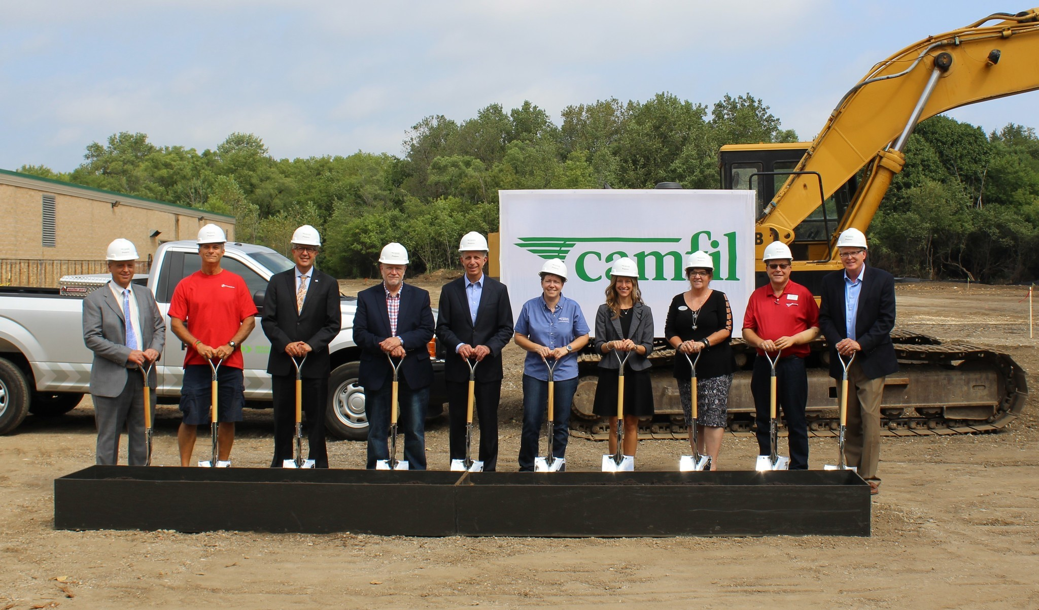 Camfil USA Expands & Upgrades Their Current Location In Crystal Lake